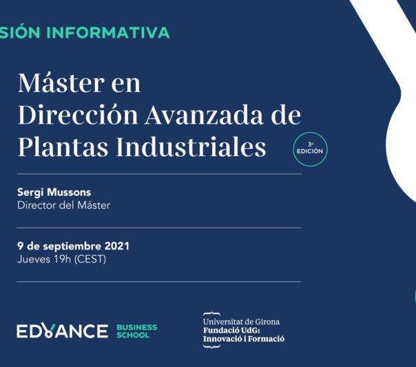 Sesión Informativa_MasterMDAPI_9SEP211x
